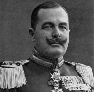 Не надолго военный министр Пруссии Адольф Вильд фон Хоэнборн