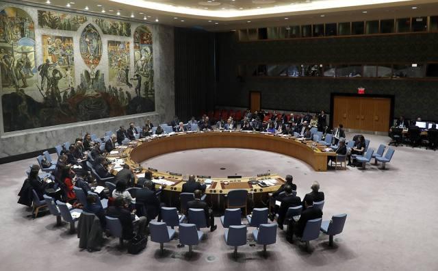 Лев Мадорский: Семь резолюций ООН, где каждое слово — ложь, или «Лебединая песня старого мира»