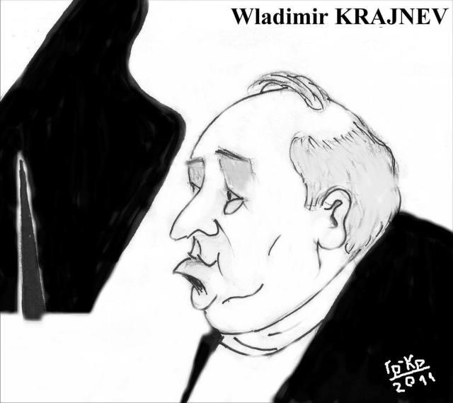Григорий Крошин: «…И обязательно — песня должника!»