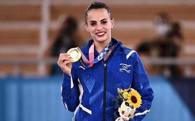 Россия стремится к пересмотру судейства по художественной гимнастике после олимпийской победы Израиля. Перевод Александра Левковского